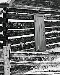 School house at O'Hara's Mill Homestead
