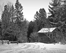 At O'Hara's Mill Homestead