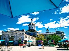Summer in Springer Market Square